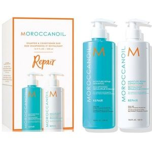 Moroccanoil REPAIR Shampoo & Conditioner 16.9 oz